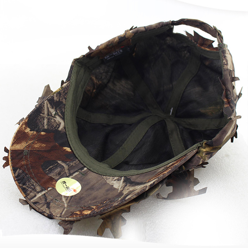 War Game Camouflage Sniper Cap Camouflage Summer Cap Bucket Camping Hat Jungle Hat SAL99
