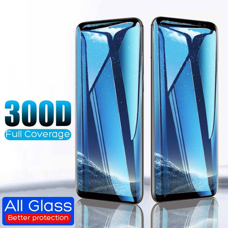 <font><b>300D</b></font> Screen Protector Hydrogel Film For Samsung S10 S9 S8 Plus Note 8 9 S10e Protective Film For A50 A10 A30 A70 Film Not Glass image