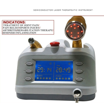 Home Use Portable LLLT 808nm 650nm Pain Relief Low Level Laser Therapy Device
