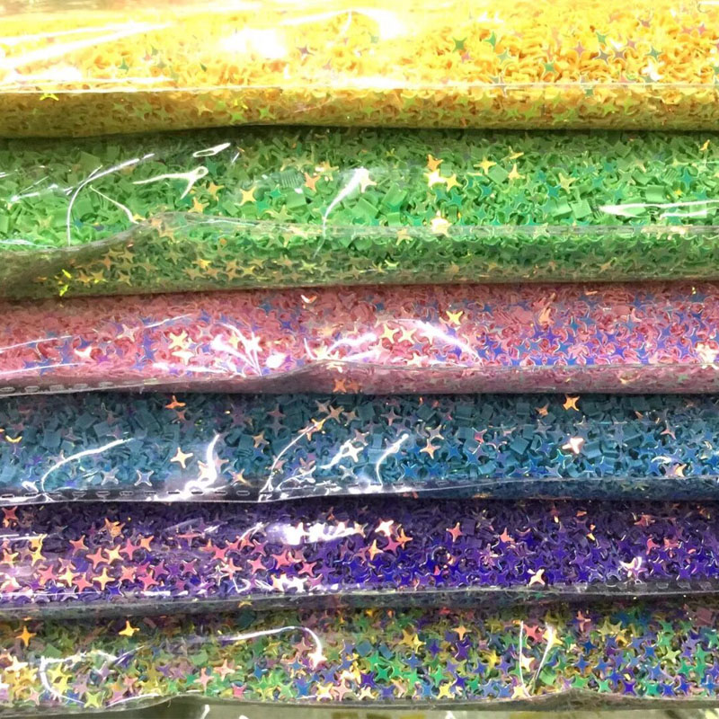 Paillette 4mm Glitter Star Sequins Nail Glitter Paillettes PVC Loose Sequin Powder Nails Art Manicure Materials Wedding Deco 10g