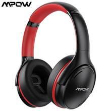 Mpow H19 Ipo Ruisonderdrukkende Bluetooth Headset Opvouwbaar Ontwerp Rapid Lading Draadloze Oortelefoon Met Cvc 8.0 Mic 35 Uur Speeltijd