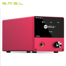 SMSL M500 USB DAC Headphone AMP ES9038PRO ES9311 XMOS XU-208 32bit 768kHz DSD512 Hi-Res Audio DAC Headphone Amplifier,Pre order стоимость