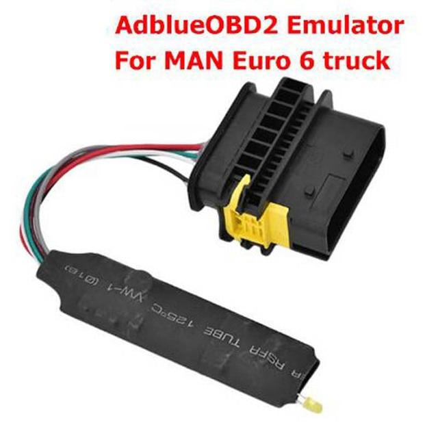 Adblue Emulator Euro 6 Adblue Emulator with NOx Emulator for Euro 6 Truck To Disable AdBlue System