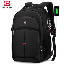 BALANG Brand 2019 New Men's Casual Backpacks Waterproof 15.6 inch Lapto