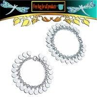 Love Multi heart Bracelets Bangles S925 Birthday Valentine Gift Original 1:1 Luxury Jewelry For Women Girlfriend