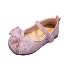 Shoes Sneakers Girls Baby Kids Casual Children Non-Slip COZULMA Fashion Butterfly-Knot