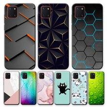 עבור סמסונג הערה 10 Lite Case חזרה כיסוי עבור Samsung A81 טלפון מקרה עבור גלקסי הערה 10 Lite רך אופנה פגוש על גלקסי A81