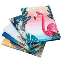 Carton Painted Animal Passport Book World Map Color Unisex Traveling Built Blocking Card Holder New Beautiful Passport Cover