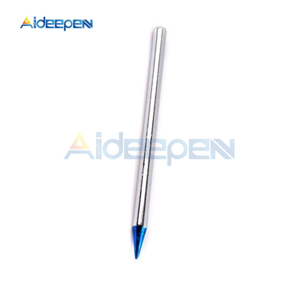 5Pcs 30W V1 Replaceable Soldering Welding Iron Pen Pencil Tips Metalsmith Tools For Solder Welder