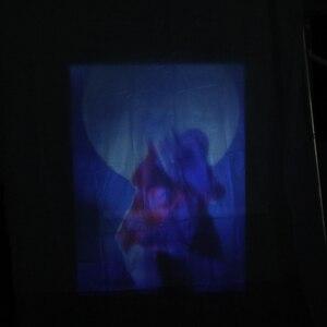 Image 5 - Fenster Display Laser DJ Bühne Lampe Weihnachten Scheinwerfer Projektor Wunderland 12 Filme Projektor Lampe Halloween Party Lichter