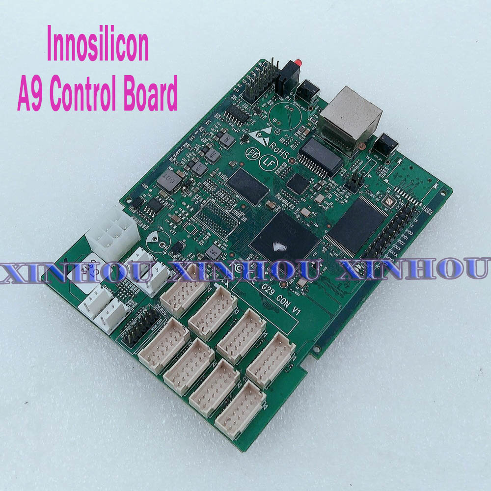 ZEC Zcash Asic Miner Innosilicon A9 Control Board Data Circuit Board Motherboard Replace For Bad Innosilicon A9 Part