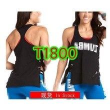 ADIBO женская Трикотажная хлопковая одежда zum фитнес одежда футболка Топы женские топ мужская рубашка T1800