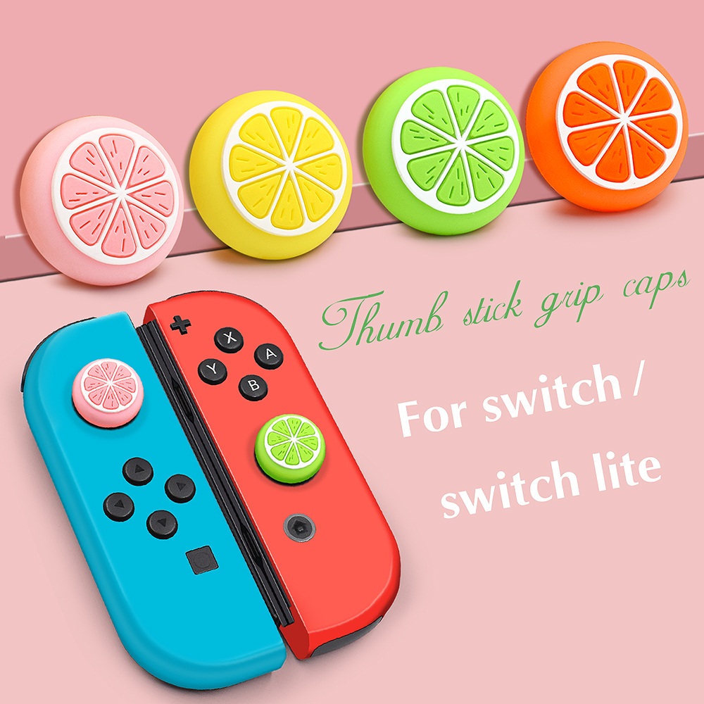 Зелен Nintendo Switch Joy Con Animal Crossings Thumb Grips Caps - Игри и аксесоари - Снимка 6