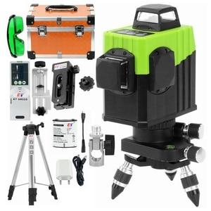 Kaitian Laser Level Tripod & Battery Pow