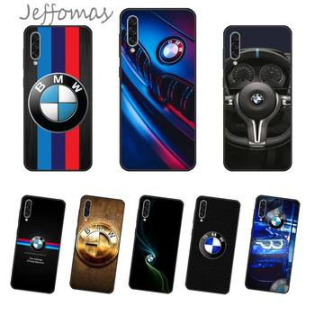 Germany BMW Sports Car cool luxury Phone Case For Samsung galaxy S 7 8 9 10 20 edge A 6 10 20 30 50 51 70 note 10 plus image