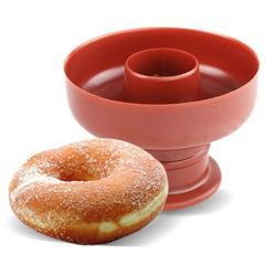 1 sztuk Donut narzędzie wafel urządzenie do pieczenia pączków frez słodkie jedzenie słodycze pieczenie ciasteczek forma na ciasto biszkoptowe DIY pieczenie w kuchni formy narzędzia|Formy do wafli|Dom i ogród -