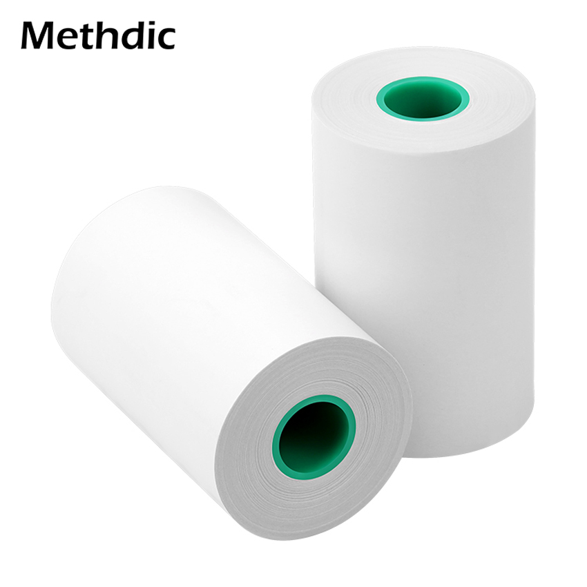 Methdic 10 Rolls Factory Price Thermal Cash Register  Paper Rolls  57*50mm