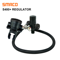 SMACO S400/S400Plus Mini Scuba Diving Oxygen Cylinder Regulating Valve