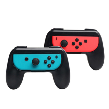 2 Pcs Game Joy-con Handle Grip Gaming Console Stand Comfortable Controller Holder for Nintendo Switch Dual Double Players Game 8