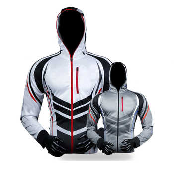 Men Zipper Hooded Fishing Clothing Breathable Sun UV Protection Fishing Clothes Outdoor Sportswear Clothes Fishing Shirt - DISCOUNT ITEM  21% OFF All Category