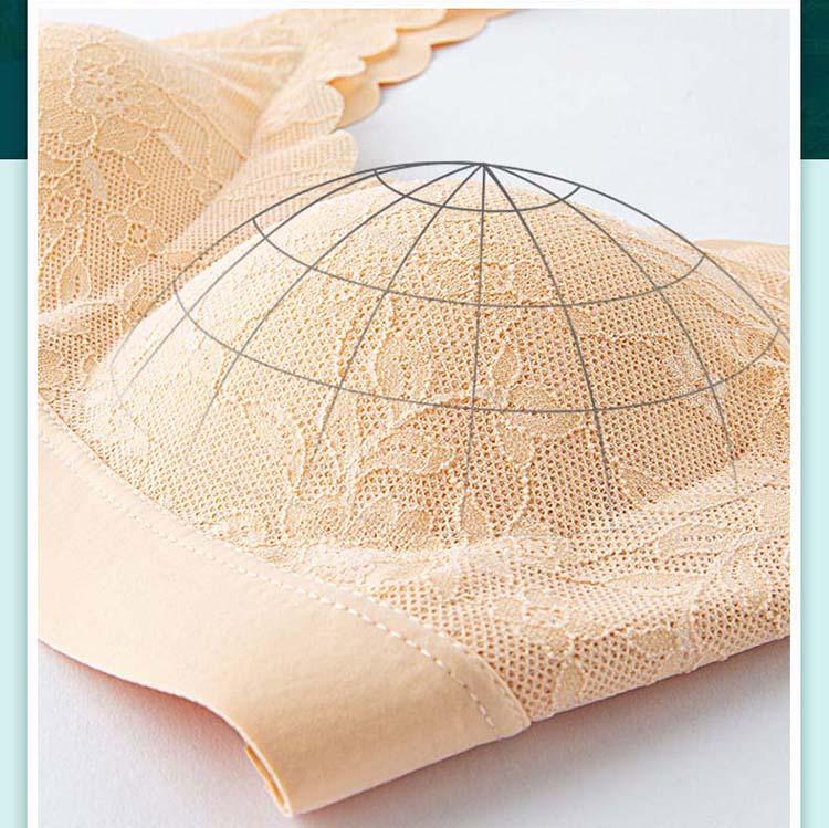 Plus Size Bra 3XL4XL Seamless Bras For Women Underwear - underwear