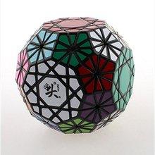 Дейан камень магический куб, Даян Ви, Даян 6, нестандартный куб, черный низ, крутой и сложный, классический, Высокий IQ, образовательный продукт