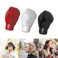 Newly Wireless Bluetooth V5.0 Earphones Stereo Sound with MIC Hands free Business Earbuds 999