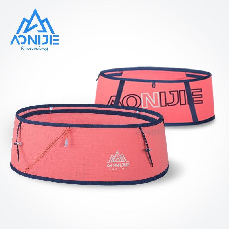 AONIJIE W8101 гидратация бег пояс поясная сумка дорожная сумка для денег Trail Marathon тренажерный зал тренировки фитнес мобильный телефон держатель