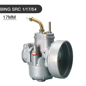Image 5 - ZSDTRP New Carburetor Replacement Moped Bike fit Puch 12 15 17mm card Bing Style Carb for PUCH Bing SRC 1/17/54