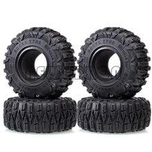 "NEW ENRON 2.2"" Super Swamper Rocks Tyre 120MM For 1:10 RC SCX10 90046 D90 CC01 TRX4 Traxxas TRX 4 Tamiya CC01 MST jimny RC4WD"