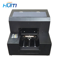 Huiti,Set up a business project flat UV printer A4 small flat mobile phone shell printing machine production equipment