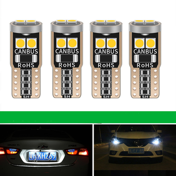 T10 W5W LED CANBUS Car Parking Clearance Light For BMW E46 E39 E90 E60 E36 F30 F10 E30 E34 X5 E53 M F20 X3 E87 E70 X6 image