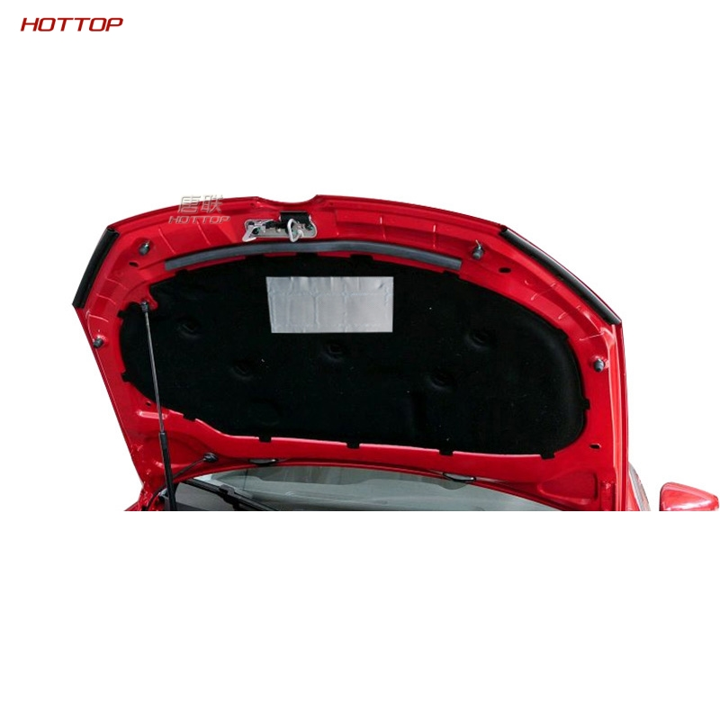Front Engine Anti-noise Sound Insulation Cotton Heat Closed Cell Foam For Volkswagen VW Golf 6