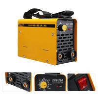 ZX7 200 220V Portable Inverter DC Welders IGBT Welding Machine 20 200A Manual Home Arc Welders Welding Equipment Tools