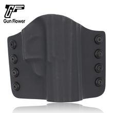 Чехол для пистолета gunflower с регулируемым удержанием фианита