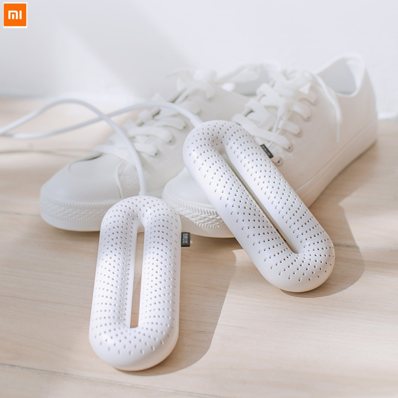 Xiaomi sothing Electric Sterilization Shoes Dryer Portable Household UV Constant Temperature Drying Deodorization