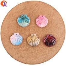 Cordial Design 19*19mm 100 sztuk biżuteria akcesoria/DIY Making/kolczyki złącza/kształt muszli/Charms/Hand Made/kolczyki ustalenia