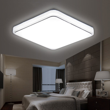 modern led ceiling lights 40 60cm for bedroom cloakroom ceiling lamp aisle corridor balcony lamps white black lighting fixture Modern LED Ceiling Lights for Bedroom Bedside Aisle Corridor Balcony Entrance LED Ceiling Lamp for Home Light Panel AC220V