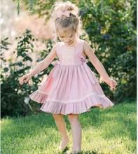 2020 оптовая продажа детская одежда кружевное плиссированное