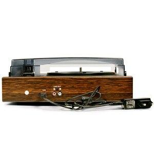 Image 5 - Looptone 3 高速古典的な蓄音機蓄音機ベルト駆動ターンテーブルビニールlpレコードプレーヤーw/2 内蔵ステレオスピーカー