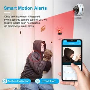 Image 5 - Kit NVR sans fil 8CH Plug and Play 12 pouces LCD NVR 1080P HD caméra de sécurité IP anti vandalisme Vision nocturne système de vidéosurveillance WIFI