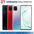 Глобальная версия Samsung Galaxy Note10 Lite N770F-DS 4G мобильный телефон 8 Гб + 128 Гб OctaCore 6,7