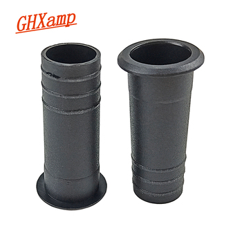GHXAMP Speaker Phase Tube Guide Tube Small Speaker Dedicated Inverter Tube Opening Diameter 18mm Length 49mm 2pcs