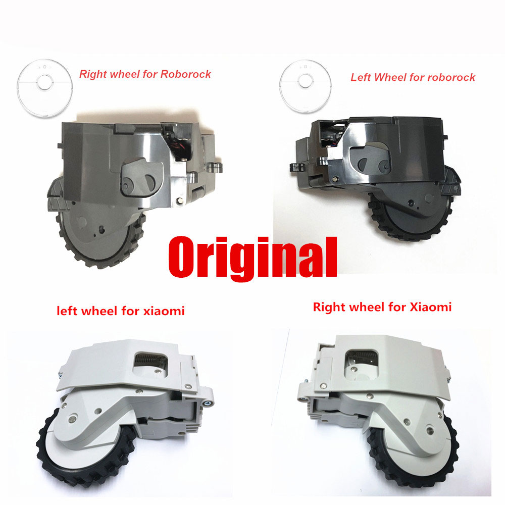Original Spare Part Right Wheel For Xiaomi Mi Robot Vacuum Cleaner 2 Roborock