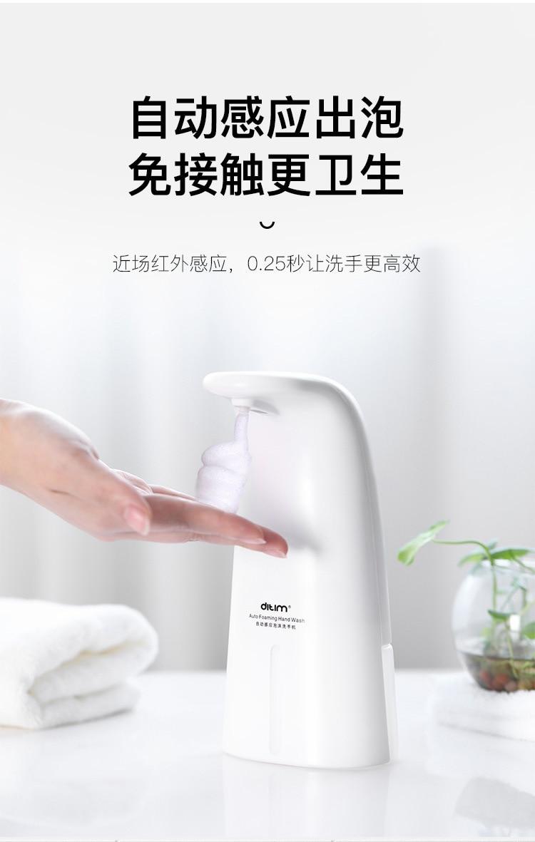 Hdf01ec88d64b4d219d70ded87e4971b0E Automatic Foam Soap Dispenser Infrared Sensing Foam Soap Dispenser Induction Liquid Soap Dispenser For Bathroom Kitchen Hotel