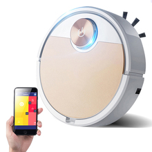 ES06 Mobile Phone APP Remote Control Robot Vacuum Cleaner Multifunctional Automatic Cleaning Smart Vacuum Cleaner
