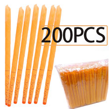 200pcs Ear Candle Wax Removal Tool Ear Cleaner Ear Candle Beeswax Good Product Hopi Ear Wax Indian Coning Fragrance Cleaning(China)