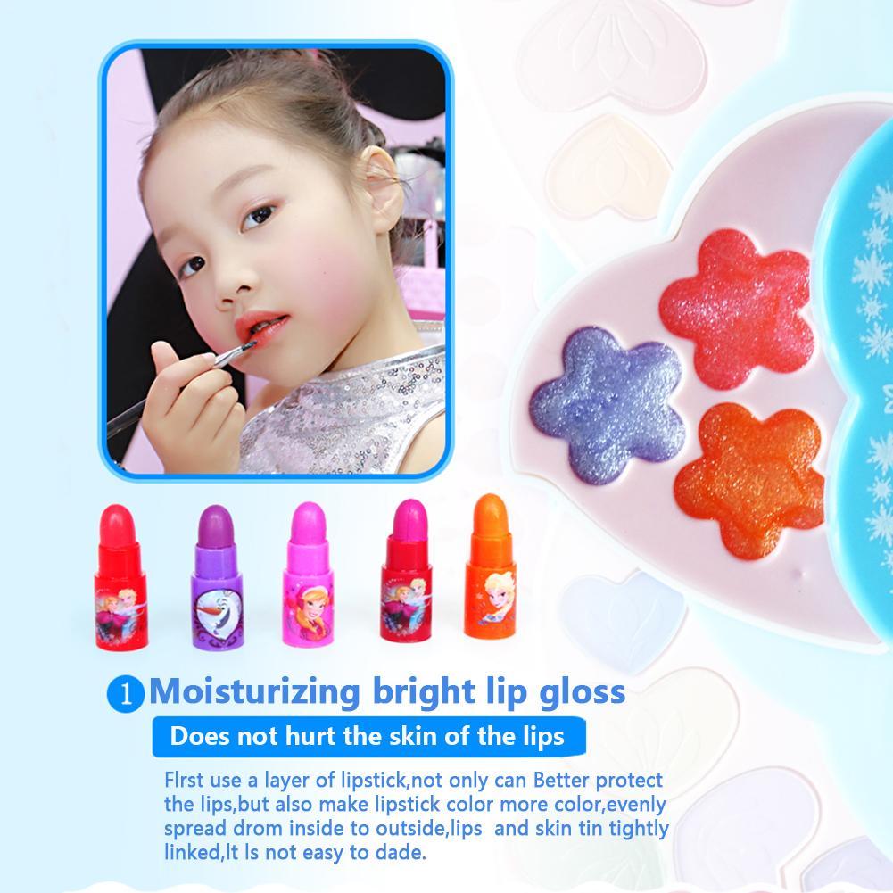 Ролевые игры креативные девушки прекрасные красивые модные игрушки набор принцесса одеваются пластиковая кукла детский подарок украшение... - 3