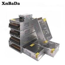 Alimentation Led dc 5v 2a/3a/4a/5a/6a/8a/10a/12a/15a/20a/30a/40a/60a, interrupteur, transformateur, courant Constant