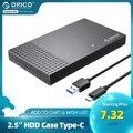 Чехол ORICO HDD Type-C SATA к USB 3,0 2,5
